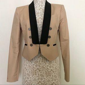 BCBG Max Azria Cropped Jacket